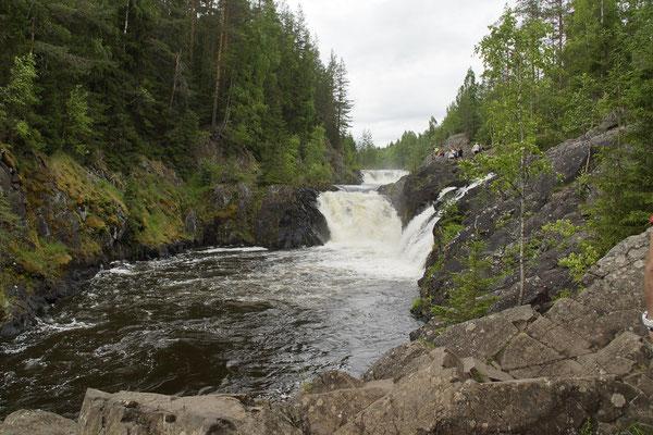 Wasserfall Kiwatsch