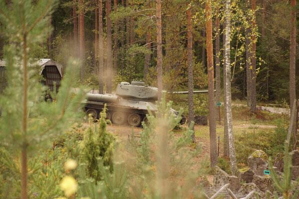 davor hatte Finnland Angst