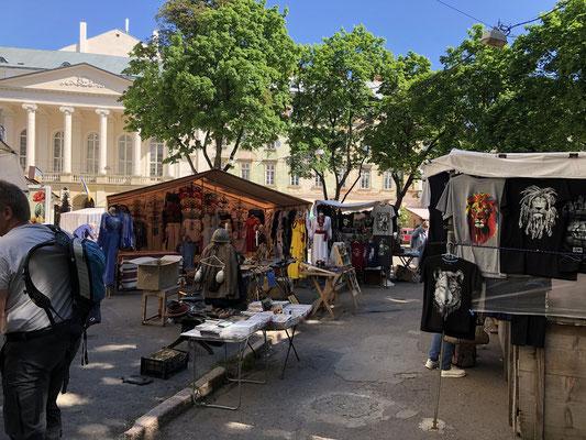 ukrainischer Markt