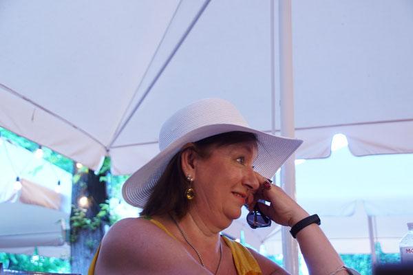 Reiseführerin Katja