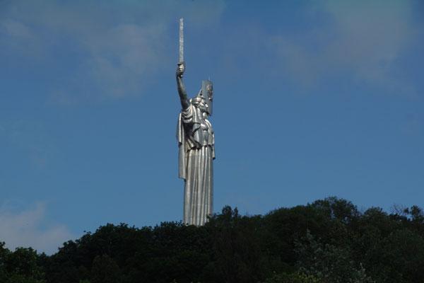 Statue zum 2. Weltkrieg