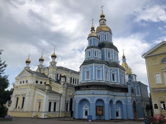 Klosterkirchen der ehemaligen Festung Kharkiv