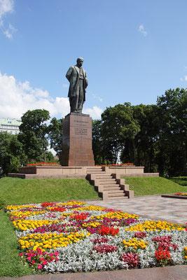 Shechenko Statue, ehemaliger Präsident