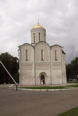 Kathedrale aus dem 1200 Jahrh. in Vladimir