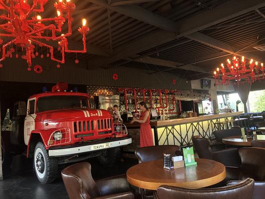 Feuerwehr Restaurant