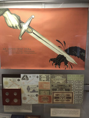 in den Museen geht´auch immer um den vaterl. Krieg