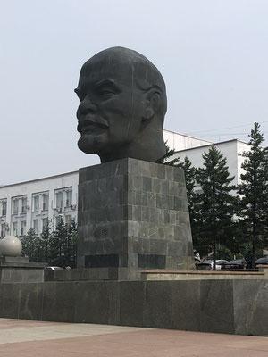 größte Lenin Statue in Russland