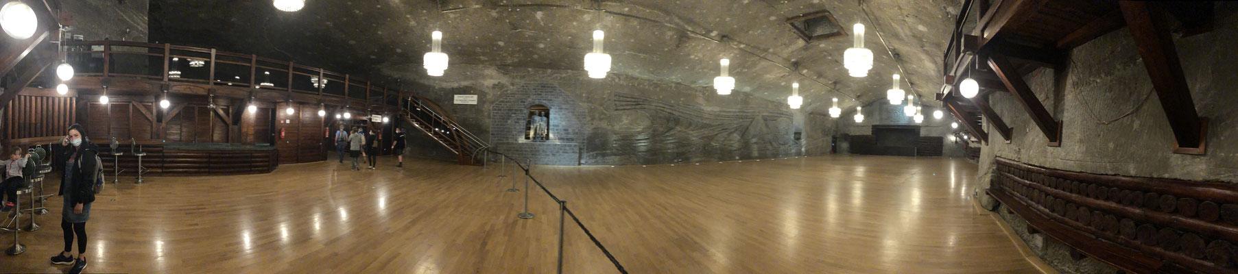 Halle für Konzerte