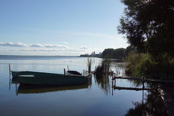 der See Nero bei Rostov