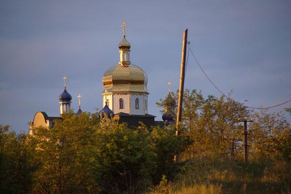 Kloster in der Ukraine