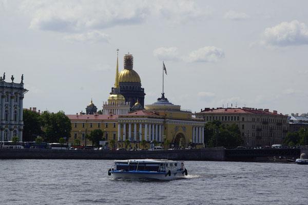 Admiralität und Isaac Kathedrale