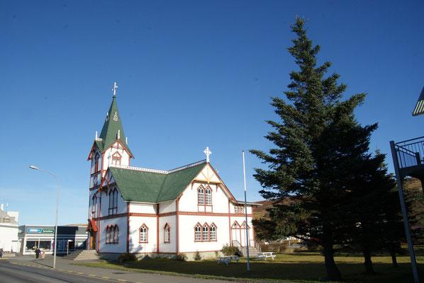 Kirche Husavik