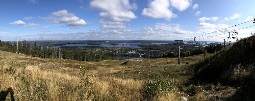 finische Seenlandschaft