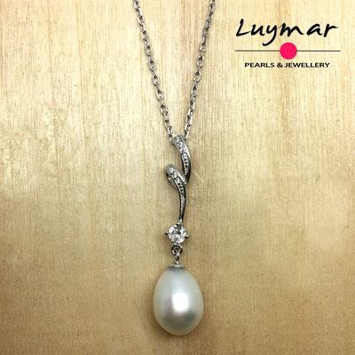 A35121  colgante plata Luymar