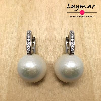 A35249 Plata Y perlas cultivadas Luymar