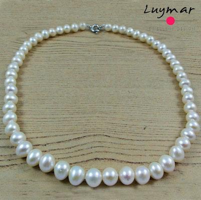 C-28-55cm collar perlas luymar