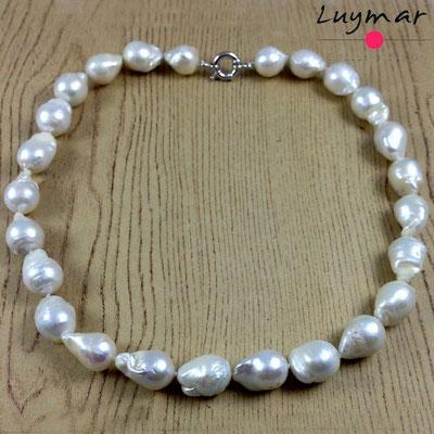 C-95-50cm BARROCAS collar perlas luymar