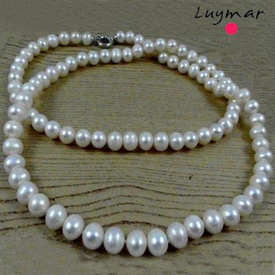 C-41-80cm collar perlas luymar