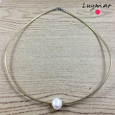 C-6-ORO PVC perla Luymar