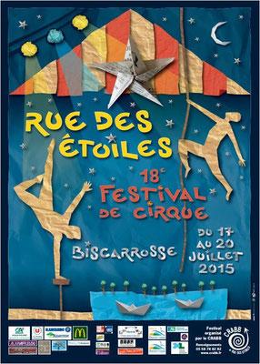 affiche rue des étoiles 2015