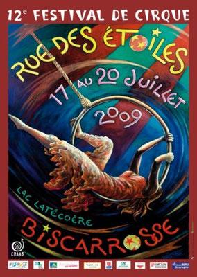 affiche rue des étoiles 2009