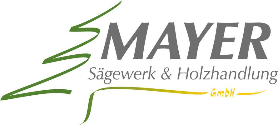Logo Mayer Sägewerk und Holzhandlung GmbH