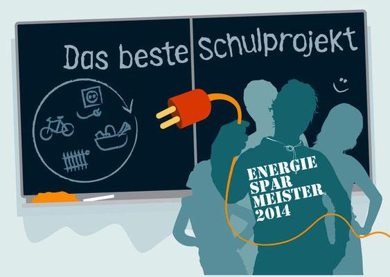 Preisträger 2014 (Hauptpreis + Sonderpreis)