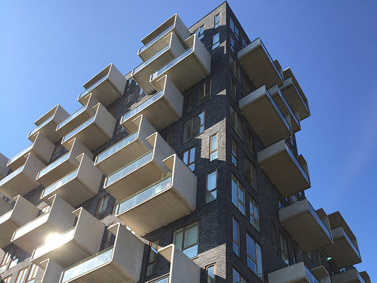 Wohnungsbau Orestad