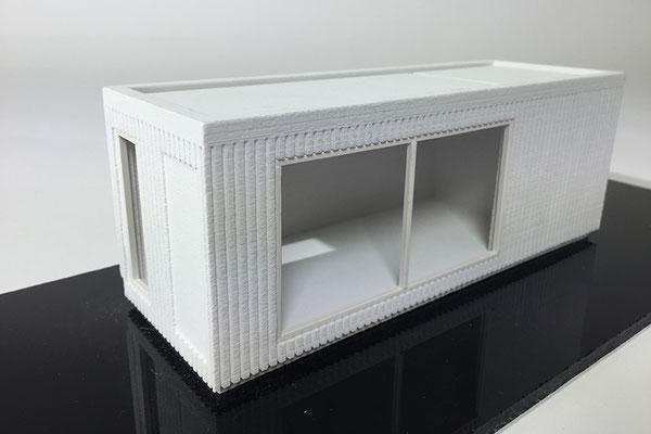 Modell aus dem 3D-Drucker