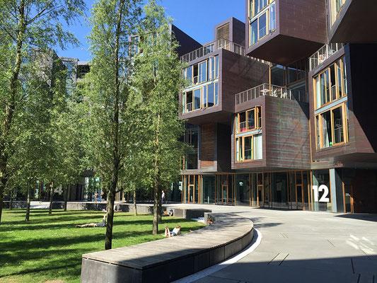 Studentenwohnheim by Boje Lundgaard und Lene Tranberg