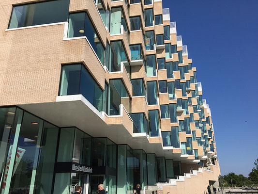 Schule Orestad by KHR Arkitekter