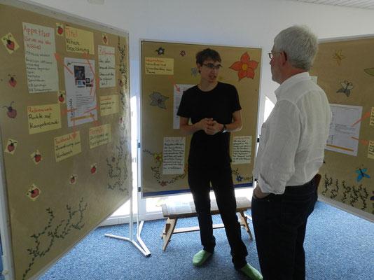 Christian erklärt uns das Beatenberg-Konzept aus Schülersicht.