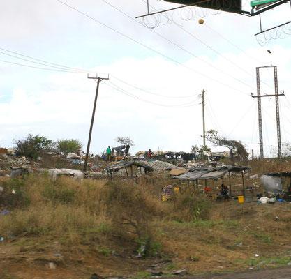 Mombasas Mülldeponie