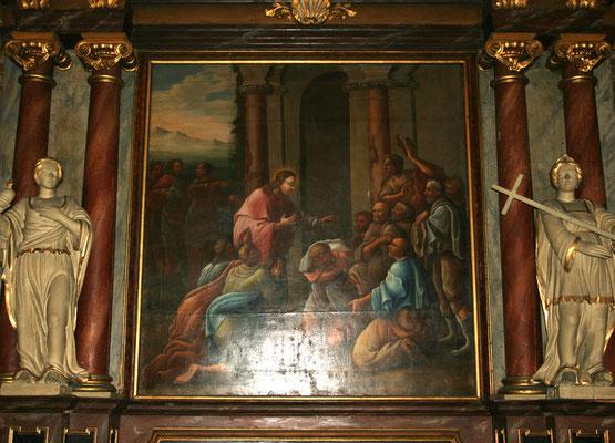 Kapelle im Lepramuseum
