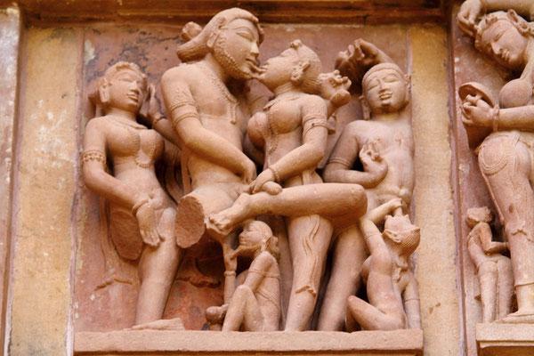 Bilder einer ausschweifenden Orgie, die nicht nur einige heutige Touristen schockiert hat