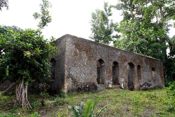 Tatsächlich mussten die Kokosnusspflücker sofort von den Bäumen klettern, wenn der Chef aus dem Haus kam, sonst mussten sie um ihr Leben fürchten.