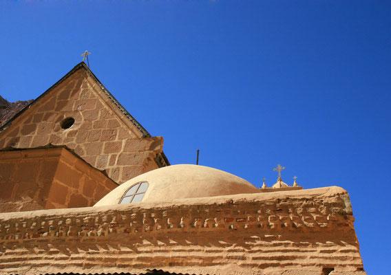 Die heilige Katharina wurde im 4. Jhdt. während der Christenverfolgung getötet