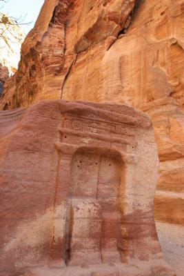 Tempelvorbau zur Halle der Totenverehrung