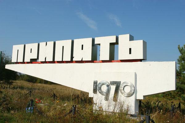 Pripyat - 1970 gegründet als jüngste Stadt der Sowjetunion mit 50.000 Einwohnern, evakuiert am 27.04.1986 innerhalb von 3 Std