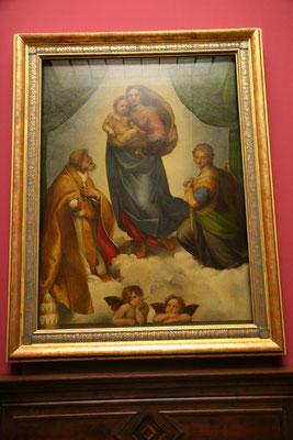Raffaels Sixtinische Madonna strahlt seit fast 500 Jahren. Ihre Engelchen haben eine eigene Weltkarriere gemacht