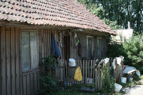 Uralte kleine Fischerhütten machen dieses Dorf besonders reizvoll