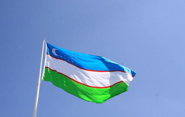 Usbekistan, in Zentralasien gelegen, ist flächenmäßig etwa so groß wie Schweden. Mit seinen 31 Mio. Einwohner ist das Binnenland eingerahmt im Norden von Kasachstan und Kirgistan,  im Osten von Tadschikistan und im Süden von Afghanistan und Turkmenistan.