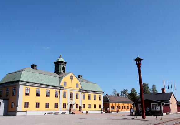 Auf keinen Fall auslassen sollte man einen Besuch in der jahrhundertealten Kupfermine von Falun im mittleren Norden.