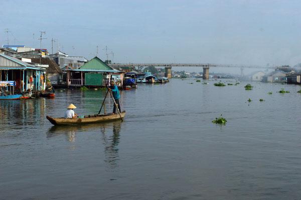 Impressionen am Mekong