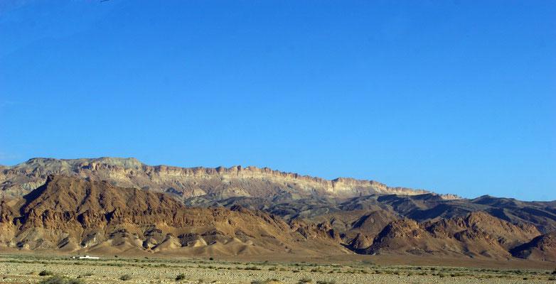 Ausläufer des Saharaatlas