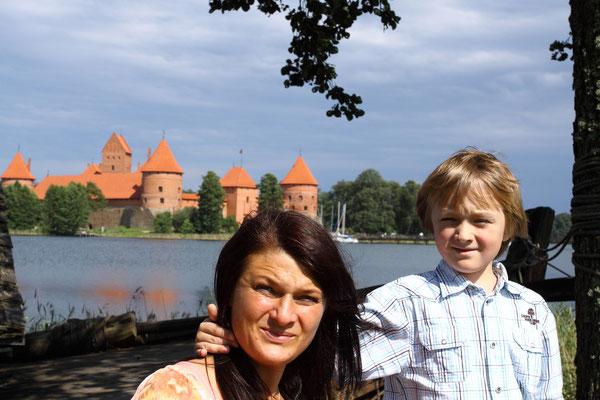 Atsisveikinimas su Lietuva - Auf Wiedersehen in Litauen