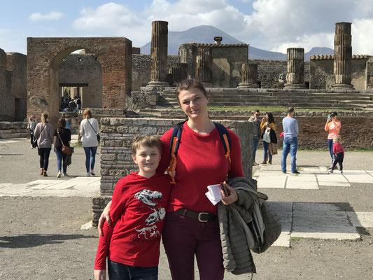 Pompeji muss damals eine herausragende und wunderschöne Stadt gewesen sein, ein Besuch begeistert jung und alt.