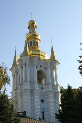 Kapelle an den Eingängen zu den Grabhöhlen