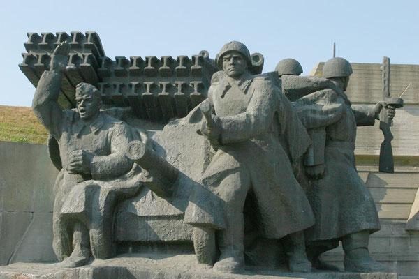 Großes Denkmal für die Helden des vaterländischen Krieges.