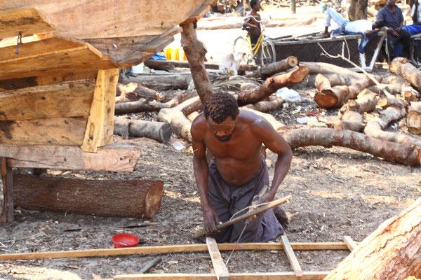 Die Bootsbauer von Sansibar gelten als die besten im gesamten Indischen Ozean